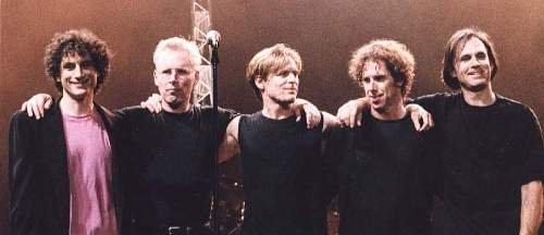 Zespół w latach 1986 - 1998