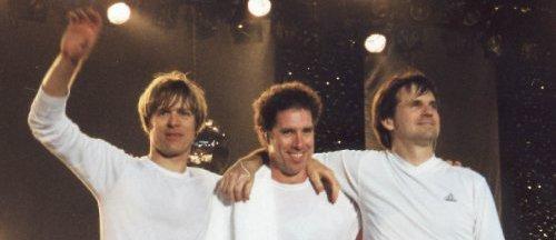Zespół w latach 1998 - 2002