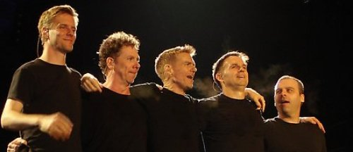 Zespół w latach 2002 - 2008