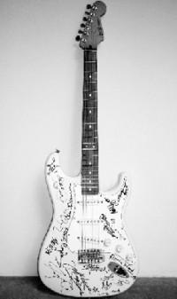 Najdroższa gitara świata